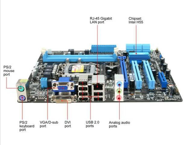Latest Asus P7HM LE Motherboard Drivers