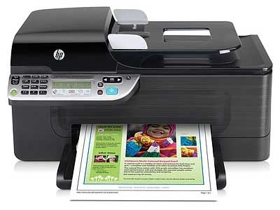 Hp Officejet 4500 G510g M